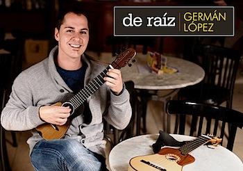 Germán López regresa al Café Central de Madrid